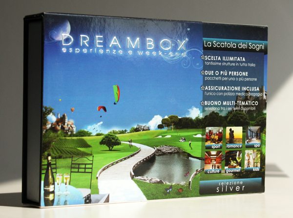 Packaging - Dreambox - 2010