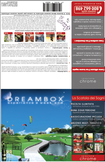 Packaging - Dreambox Crome - 2011