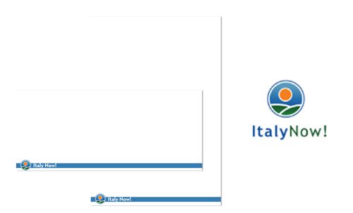 Corporate - Italy Now - 2011